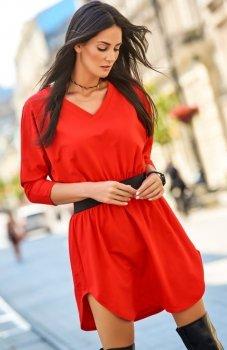 Numinou NU118 sukienka czerwona