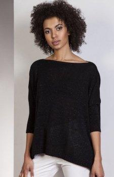 Lanti SWE114 sweter czarny