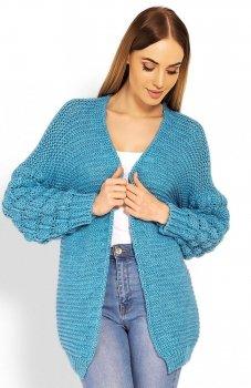 PeekaBoo 60003 sweter morski