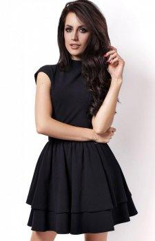Ivon 200 sukienka czarna