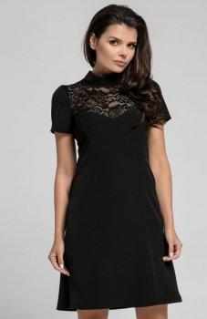 Nommo NA306 sukienka czarna