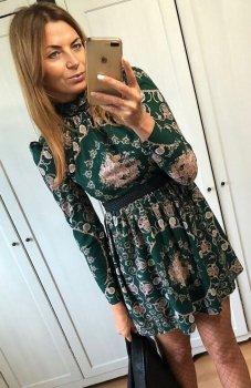 Lola Caris sukienka wzorzysta