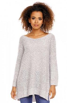 PeekaBoo 70005 sweter szary