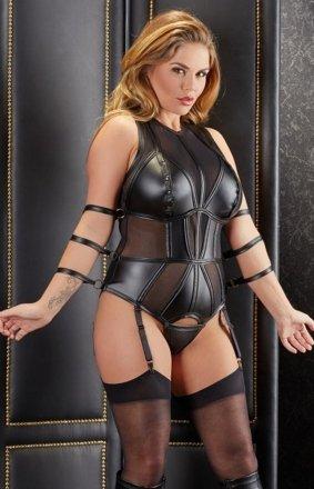 Erotyczne body Plus size 2642620