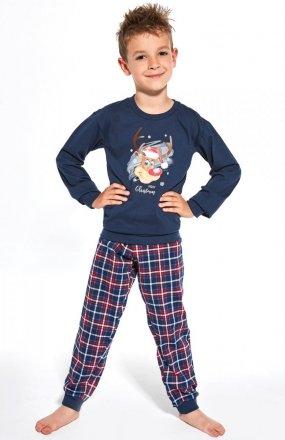Cornette Kids Boy 593/113 Reindeer piżama