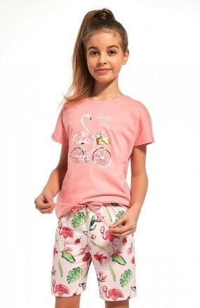 Piżama Cornette Young Girl 250/67 Lovely Day kr/r 134-164