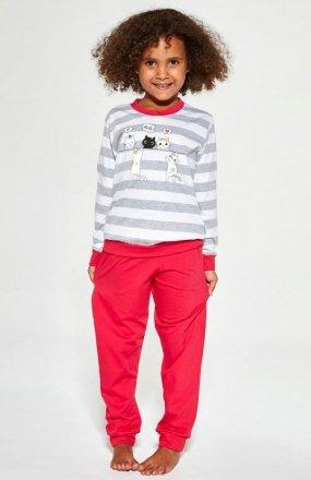 Cornette Kids Girl 474/149 Hello piżama dziewczęca