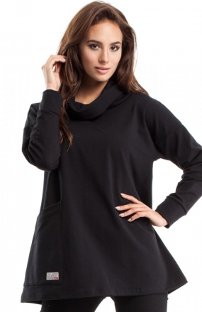 Moe MOE260 bluza czarny