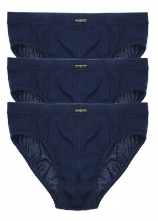 Henderson Slipy Henderson 1446 Granatowe (zestaw 3 sztuk)
