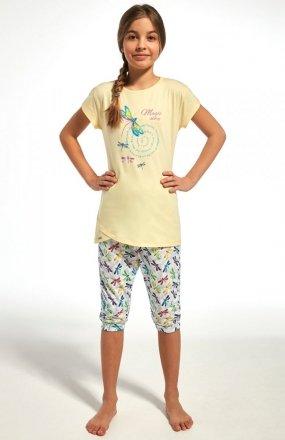 Piżama Cornette Kids Girl 251/68 Dragonfly kr/r 86-128