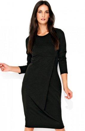 *Numinou NU136 sukienka czarna