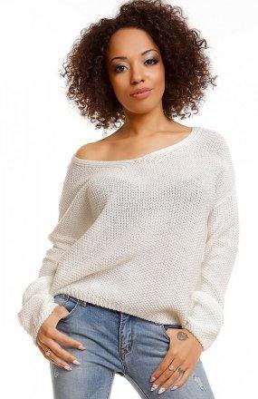 PeekaBoo 30047 sweter kremowy