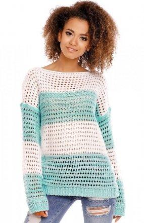 PeekaBoo 70002 sweter miętowy