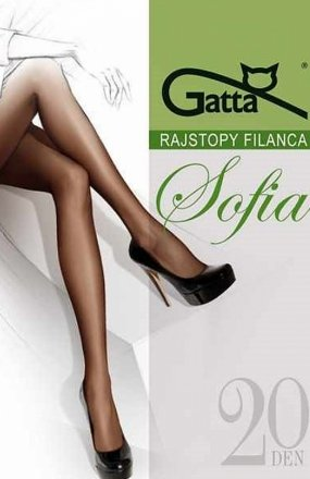 Gatta Sofia 6-XXL rajstopy