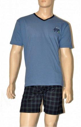 Cornette 326/86 Athletic 3 Folia dł/r piżama męska