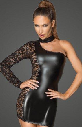 Asymetryczna sukienka F215