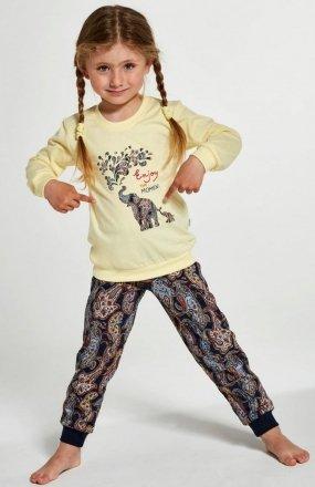 Cornette Kids Girl 594/133 Elephants piżama