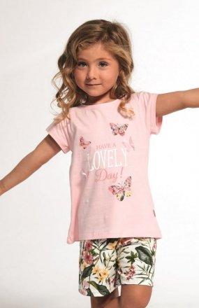 Cornette Kids Girl 361/76 Butterfly piżama