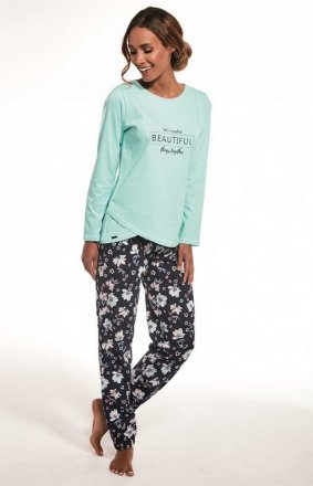 Cornette 161/227 Beautiful dł/r S-2XL piżama