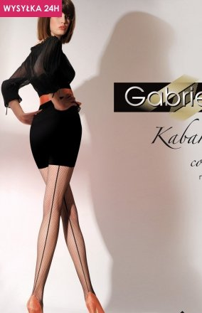 Gabriella Kabarette Collant 155 Code 236 rajstopy kabaretka