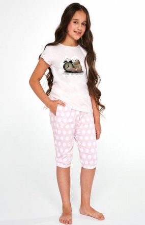Cornette Kids Girl 570/89 Time To Sleep piżama