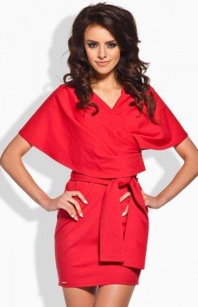 *Lemoniade L138 sukienka czerwona