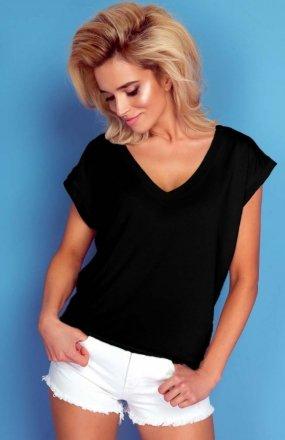 Knits K103 bluzka czarna
