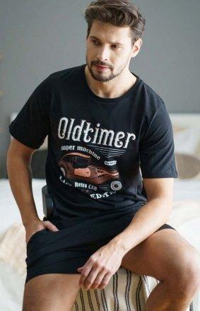 Piżama męska Oldtimer PMB.9954