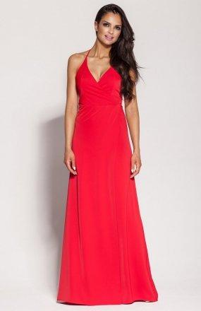 Dursi Pari sukienka czerwona