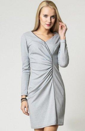 Vera Fashion Agnes sukienka szara