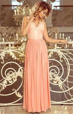 Maxi sukienka Lea Numoco 211-4