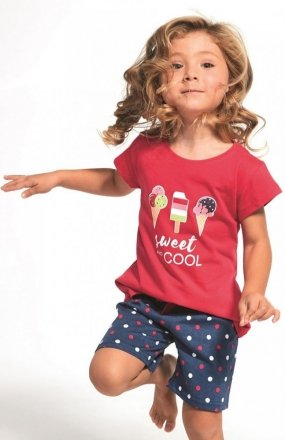 Cornette Kids Girl 787/80 Cool piżama