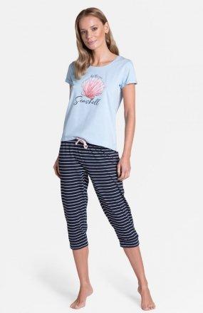 Henderson Ladies Tickle Long 38897-50X piżama