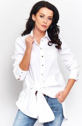 *Roco B044 koszula biała