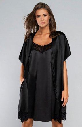 Italian Fashion Dotyk szlafrok