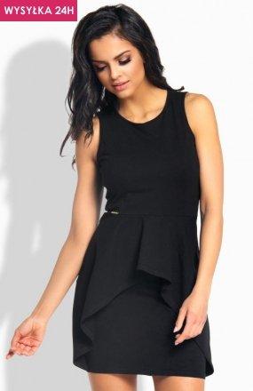*Lemoniade L187 sukienka czarna