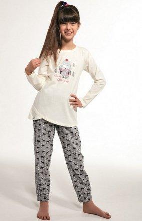 Cornette Young Girl 031/111 Bird dł/r 134-164 piżama dziewczęca
