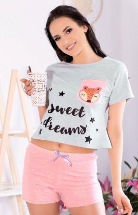 Piżama damska Russet Foxy 0204