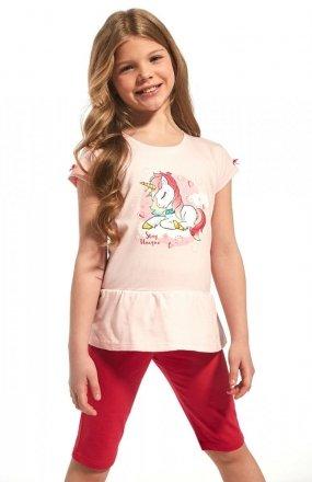 Piżama Cornette Kids Girl 241/60 Unique kr/r 86-128