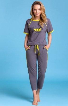 Bawełniana piżama damska PY139