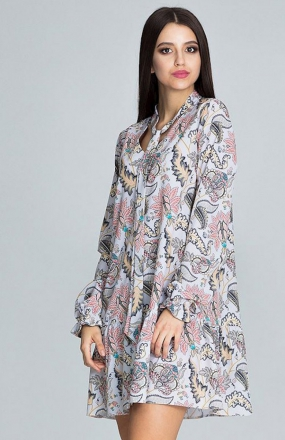 Figl M599 Wzór 79 sukienka