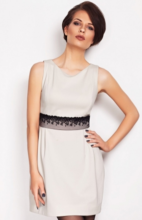 Vera Fashion Solange sukienka beż