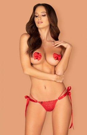 Obsessive Lovlea thong czerwone stringi
