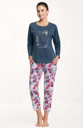 Luna 490 MAXI piżama damska