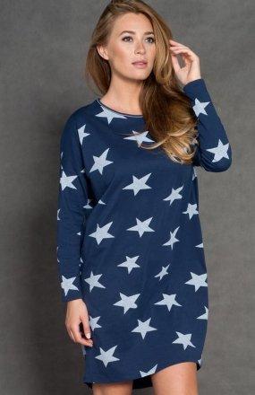 Italian Fashion Star dł. r. nocna koszula