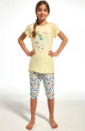 Piżama Cornette Young Girl 252/68 Dragonfly kr/r 134-164