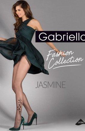 Gabriella Jasmine code 385 rajstopy wzorzyste