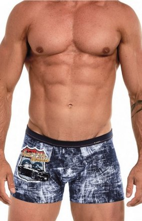 Cornette Tattoo 280/177 America Muscle bokserki