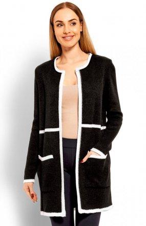 PeekaBoo 40004 sweter czarny