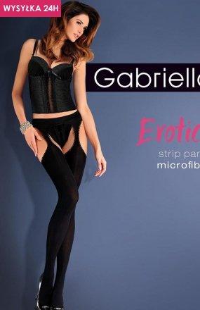 Gabriella Erotica Strip Panty Micro Code 638 rajstopy klasyczne